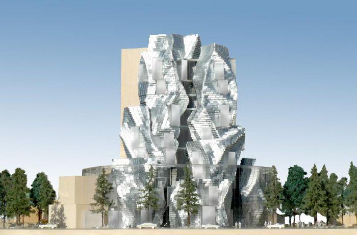 MUSEE FONDATION LUMA – ARLES