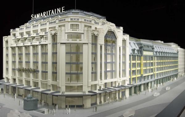 LA SAMARITAINE – PARIS