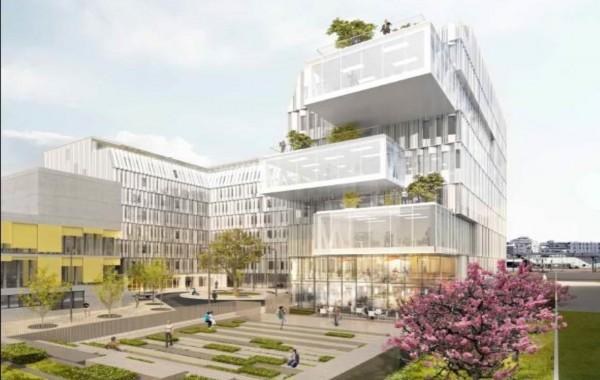 Bureaux – Bercy Crystal – Paris