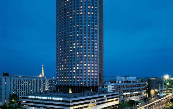 HOTEL HYATT REGENCY – PARIS
