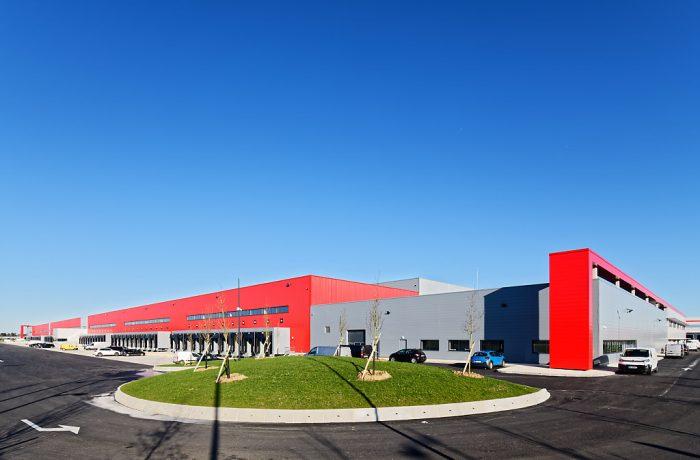 Entrepôt logistique – Coudray-Montceau (91)