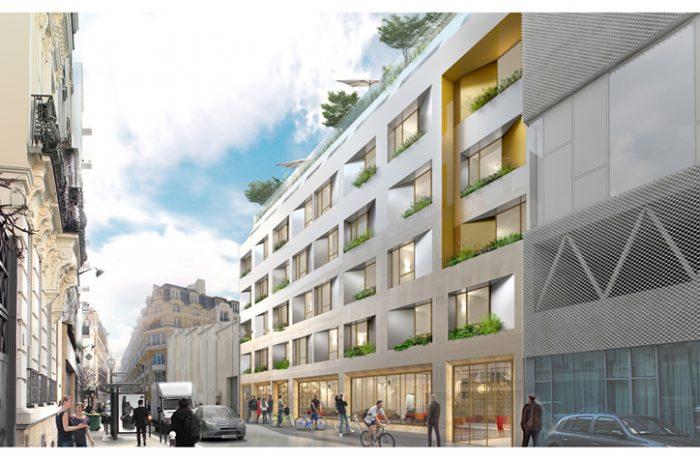 Résidence Hôtelière – Paris